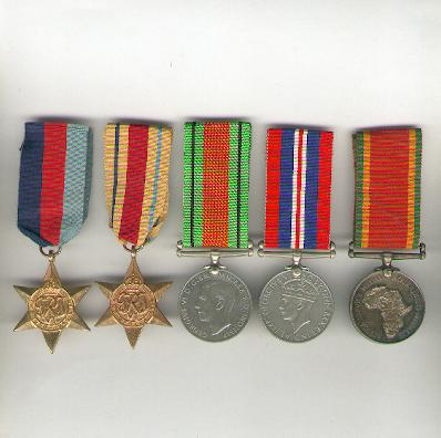 World War II Group of Five, attributed