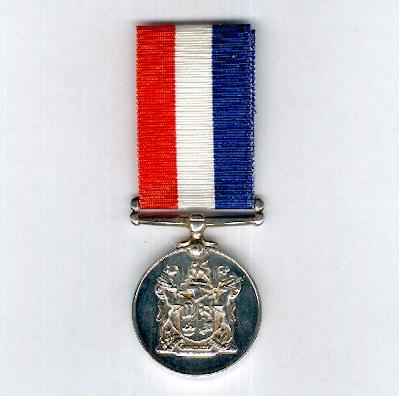 South Africa Medal for War Services, 1939-1946, unattributed as issued