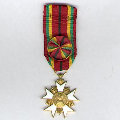 Cross of Merit of the 'Inter-allied Military Organisation Sphinx (I.M.O.S.)', officer