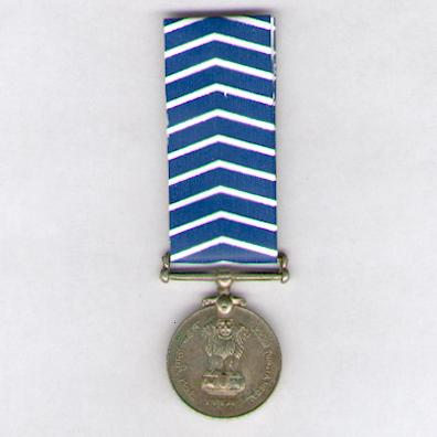 High Altitude Service Medal (Ucchh Tungta Medal), attributed