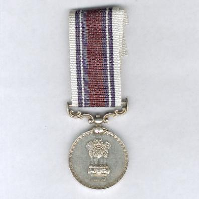 Long Service and Good Conduct Medal, silver, attributed