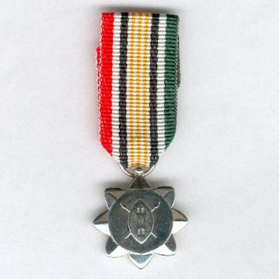 Order of the Grand Warrior of Kenya, miniature
