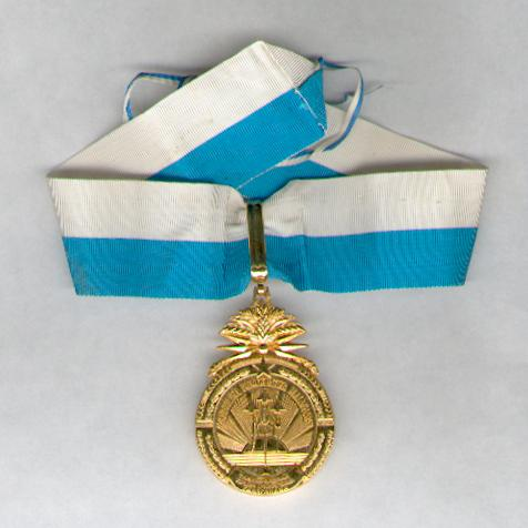 Order of Merit, commander (Order du Mérite, commandeur), 1975-1993 issue
