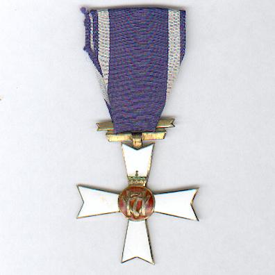 Haakon VII's Cross of Liberty (Haakon VII's Frihetskors) by J. Tostrup