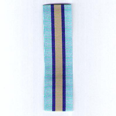 GREAT BRITAIN. Ribbon for the Royal Observer Corps Medal