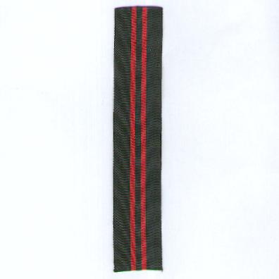 FINLAND. Ribbon for the Commemorative Medal of the Winter War (Talvisodan Muistomitali) 1939-1940