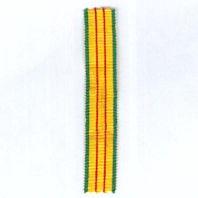 U.S.A. Ribbon for the Vietnam Service Medal 1965-1973, miniature