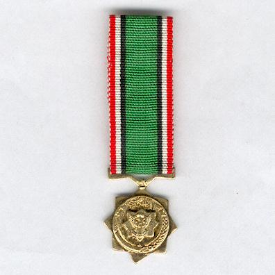 Order of the Loyal Son of Sudan, miniature