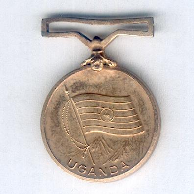 Long Service and Good Conduct Medal, miniature