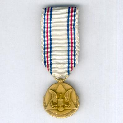 Department of the Army Decoration for Distinguished Civilian Service, miniature