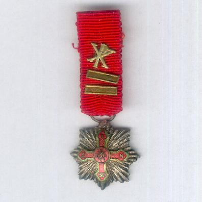Sacred Military Constantinian Order of Saint George, Knight Grand Cross, miniature